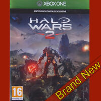 HALO WARS 2 - Microsoft Xbox ONE ~16+ Brand New & Sealed!