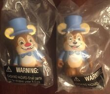 "NEW DISNEY ""BLUE SUIT"" CHIP & DALE VINYLMATION - IMAGINATION GALA EVENT"