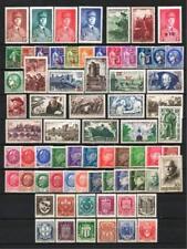 France année complète 1941 Yvert n° 470 à 537 neuf ** luxe 1er choix