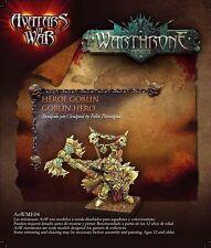 Avatars of War: Goblin Hero - AOW04 -Warhammer Character