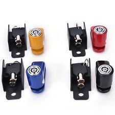 New Anti Theft Motorcycle Motorbike Bike Disc Lock Alarm Keys Security GY