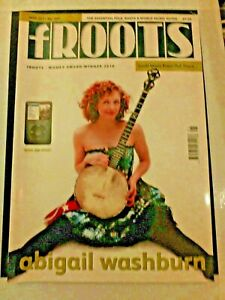 FRoots 335 May 2011 featuring Abigail Washburn