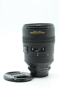 Nikon Nikkor AF-S 28-70mm f2.8 D ED IF Lens AFS #505