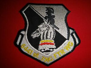 Vietnam War Patch USAF 6441st TACTICAL FIGHTER WING At TAKHLI THAILAND Air Base