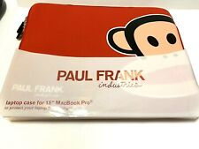"New Paul Frank Industries 15"" Macbook Pro Laptop Case"