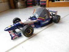 Williams Renault FW17 Damon Hill #5 1995 1/18 Onyx F1 Formule 1 Parapluie