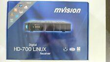 MVision HD700 Linux - Receptor Satelite, Programable