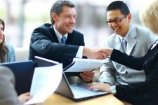 International Business negotiator with chinese english malay spoken  writtten