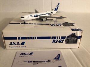 1:400 JC Wings ANA All Nippon Airways B 767-300 Star Wars R2D2 BB-8