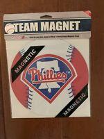 MLB NIB 8 INCH AUTO MAGNET - Philadelphia Phillies