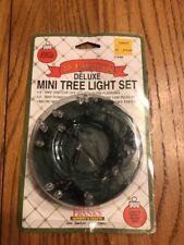 25 Lights Deluxe Mini Tree Light Set Ships N 24h