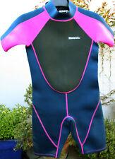 Néoprène 2,55 mm combinaison nautique shorty de surf Mountain WareHouse 9-10 ans