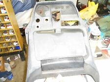 1983 BRAVO 250 snowmobile: GAS TANK SHROUD w DOOR