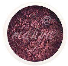 MAHYA Pure Vegan Mineral Makeup EyeShadow Pigment ITALIAN WINE Paraben&Talc Free