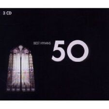 50 Best Hymns - Various Artists (NEW CD)