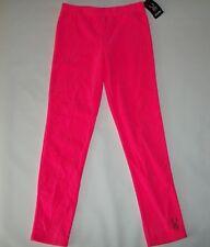 Spyder CHICLE Bryte ROSA Momentum Pantalones de Polar JUVENTUD NIÑA TALLA XL/18