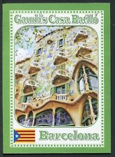GAUDI'S CASA BAT'LLO, BARCELONA, CATALONIA, SPAIN >