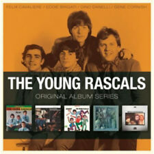 The Young Rascals : Original Album Series CD (2011) ***NEW***