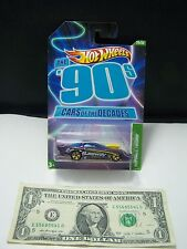 Hot Wheels Cars of the Decades 90's - Mustang Cobra #27 of 32 - 2011