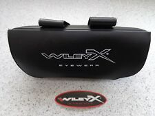 9ff25c40c3 WILEY X SHELL GLASSES CASE BLACK NEW