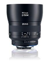 Obiettivi a focus manuale per fotografia e video Nikon F/2.0