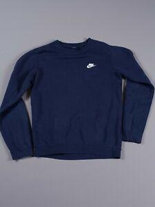 Nike Men's Blue SweatShirt/ Jumper Size S
