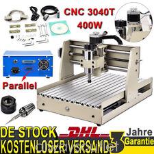4AXIS CNC Router Gravurmaschine Graviergerät Milling Drilling Machine3040T MACH3