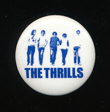 The Thrills RARE promo buttons