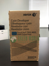 Genuine Xerox DocuColor Cyan Developer (005R00738)