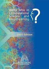 Who's Who in Computational Science and Engineering (Saxe-Coburg Publications on