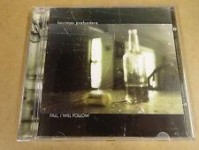 CD / LACRIMAS PROFUNDERE - FALL, I WILL FOLLOW