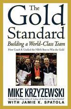 The Gold Standard: Building a World-Class Team, Krzyzewski, Mike, Good Book