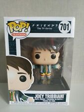 Funko pop Joey Tribbiani Friends the TV serie # 701- BOX DAMAGED VER FOTOS