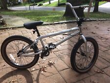 """2015 Diamondback Venom Youth 20"""" Chrome BMX """"Barely Used""""in Excellent Condition"""