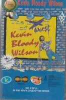 Kevin Bloody Wilson The Worst Of Cassette Audio Comedy Collector Series Humour