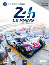 Jahrbuch 24 Stunden Le Mans 2017, ACO yearbook Le Mans 24 Hours 2017, ENGLISH