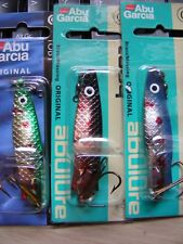 Abu Garcia Toby Lures 20g x 5 - choose your colours