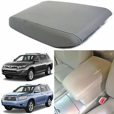 Grey Replacement Center Console Cover For 2008-2013 Toyota Highlander New USA