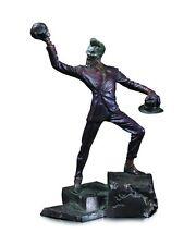 DC Collectibles Joker Patina Mini Statue Brian Bolland William Paquette