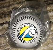 New Vintage Sealed West Michigan Whitecaps Old Kent Park Baseball Midwest League