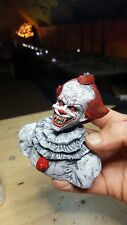 Pennywise the clown demon version from it bust 1/6 scale new