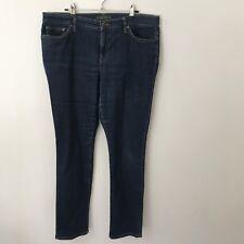 Ralph Lauren Size 14 Jeans LRL Lauren Jeans Co. Denim Skinny Leg