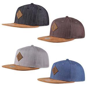 DJINNS Linen 2015 Snapback Cap Hat Kappe Mütze Baseballcap Caps Cappy Cappi Neu