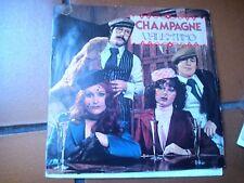 """7"""" CHAMPAGNE VALENTINO AIN'T NO FUN TO ME COVER EX+ VINYL EX++"""