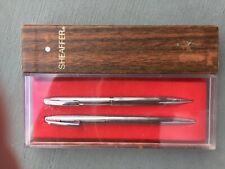 Vintage scheaffer pen pencil set