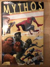 MYTHOS marvel comics hardback hardcover PAUL JENKINS PAOLO RIVERA spider-man