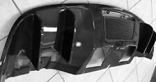 Audi r8 v8 v10 GTR Carbon heckblende Diffuseur v8 v10 avant facelift GTR