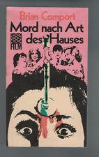 Brian Comport - Mord nach Art des Hauses - 1970