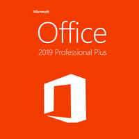 MicroSoft Office Pro Professional Plus 2019 32/64BiT License For Life Delivery
