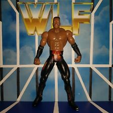 Booker T - WCW Marvel ToyBiz - WWE Wrestling Figure